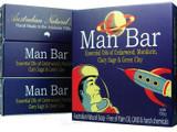 Man Bar Natural Soap 120g