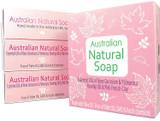 Australian Natural Soap 120g - Pink Box