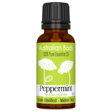 Peppermint - 100% Pure Essential Oil (20ml)