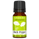 Black Pepper - 100% Pure Essential Oil (10ml)