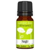 Sage - 100% Pure Essential Oil (10ml)