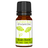 100% PURE ESSENTIAL OIL BLEND - ROSEMARY, CLARY SAGE, BASIL, CYPRESS & JUNIPER BERRY