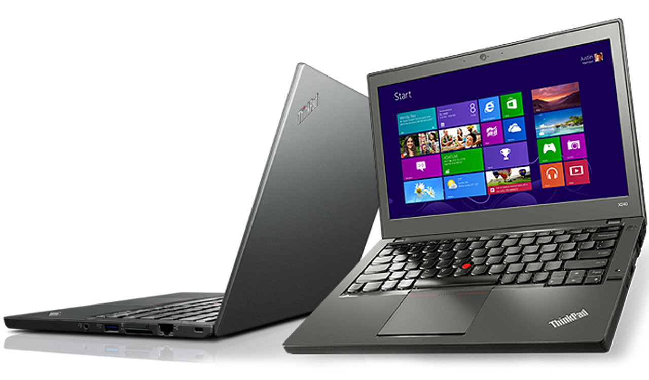 Lenovo ThinkPad X240 - Core i5-4210U - 4GB
