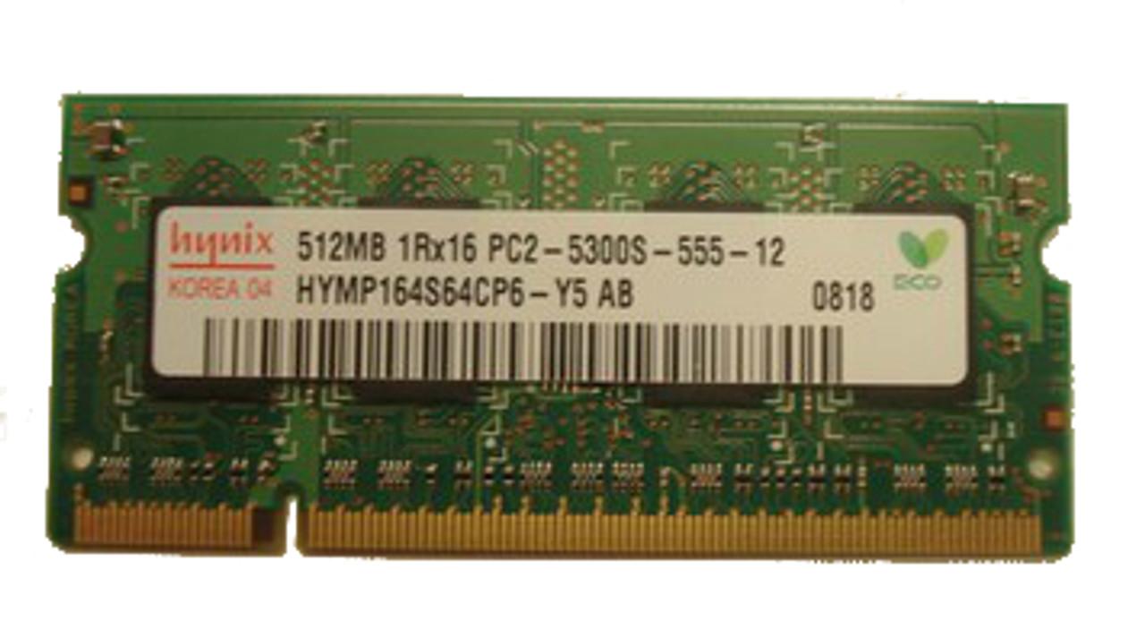 Hynix 512MB PC2 5300-555 Memory Module