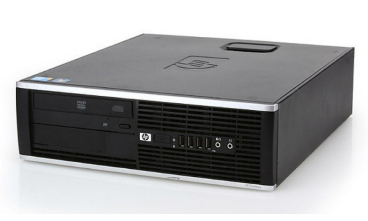 HP Compaq 8000 Elite SFF desktop (AU247AV)