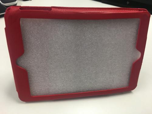 iPad mini case Red PU leather (iPad Mini case Red)