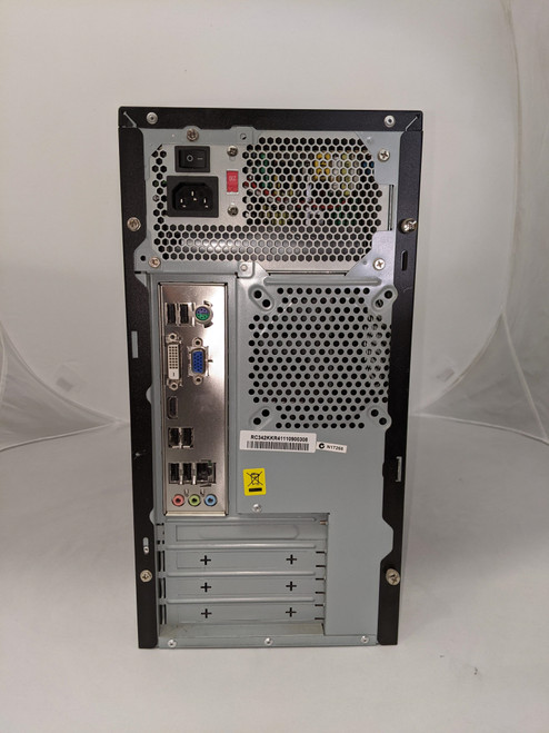 Cooler Master White box Computer i5,4GB, 500GB (CMWB-i5-4GB-500GB)