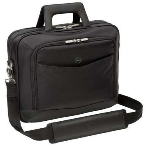 "Dell 16"" Black Nylon Business Laptop Notebook Carry Case"
