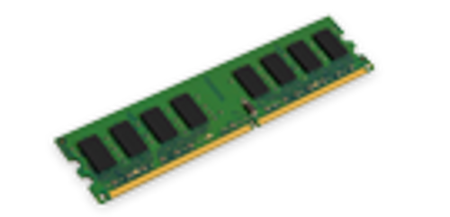 Kingston 1GB RAM Memory Module (KTH-XW4300/1G)