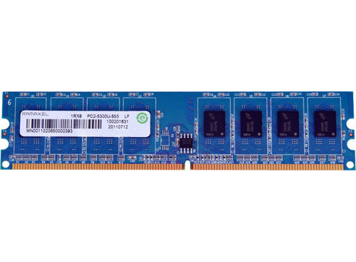 Ramaxel Memory Module PC2-5300U 512MB