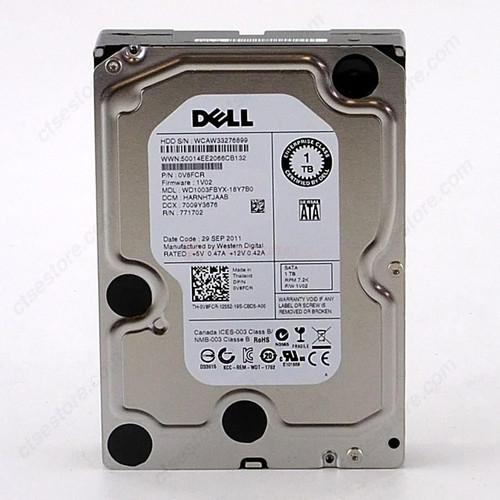 """1TB Western Digital 7200RPM 64Mb 3.5"""" SATA Hard Drive"""