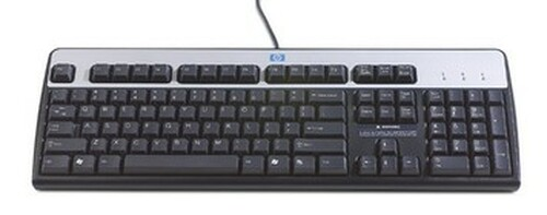 HP USB Keyboard KU-0316 (USED) (434821)