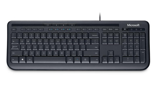 Microsoft Wired Keyboard 600 (BLACK) (X818767-001)