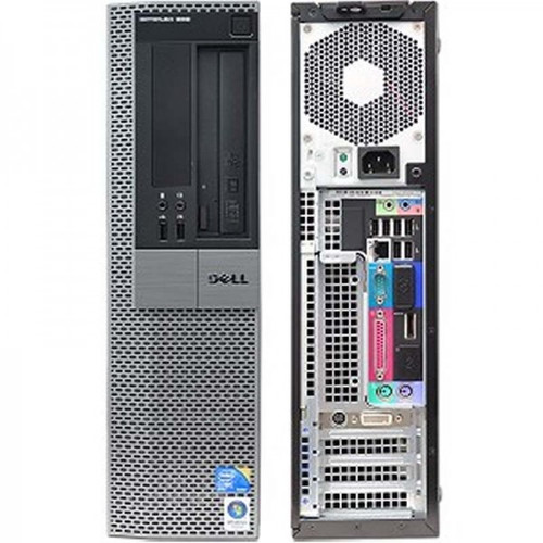 Dell Optiplex 960 SFF Desktop - 2GB RAM E7400 (Opti-960-SFF-2GB)