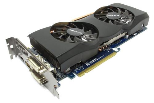 Gigabyte Radeon HD5870 Graphics Card (GV-R587UD-1GD)