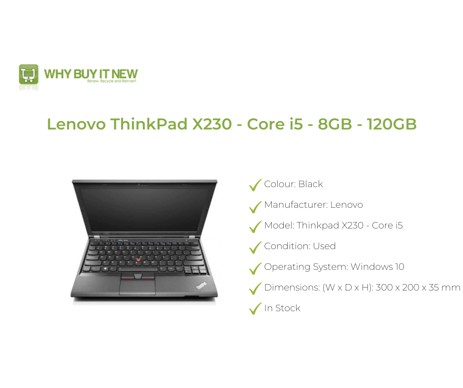 https://www.whybuyitnew.com.au/lenovo-thinkpad-x230-core-i5-8gb-120gb-ssd-replacement-battery/