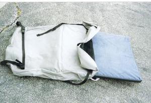 Cushion and Bag Set