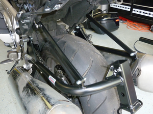 K1600 GTL Hitch, 2012+, Hidden
