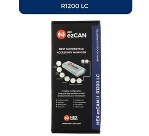 ezCAN for BMW - R1200/1250 Liquid Cooled