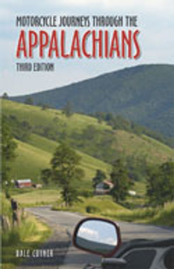 Motorcycle Journeys Through the Appalachians - Signed!