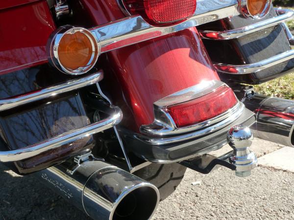 Electra Glide Hitch, 09-13, Chrome