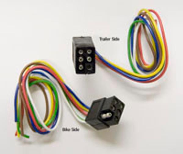 6-Pin Shielded Trailer Plug Set