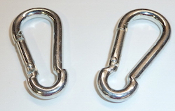 Pair of Snap Links - 1,200 lb.