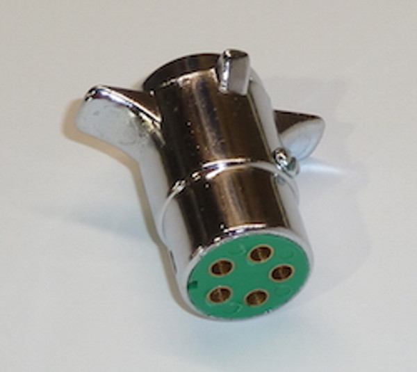 5-Pin Round Plug