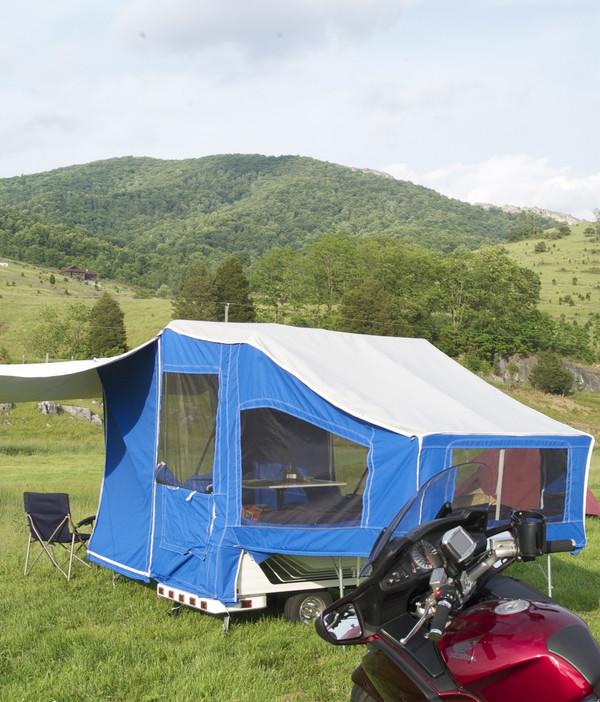 Time Out Camper - Standard
