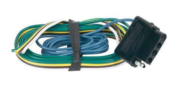 5-Pole Flat Plug - Bike Side Only