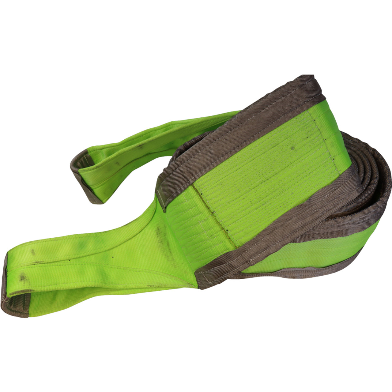 TS2-98xxxxCW - Cordura Edge Wrapped Two Ply Recovery Strap by all-Grip