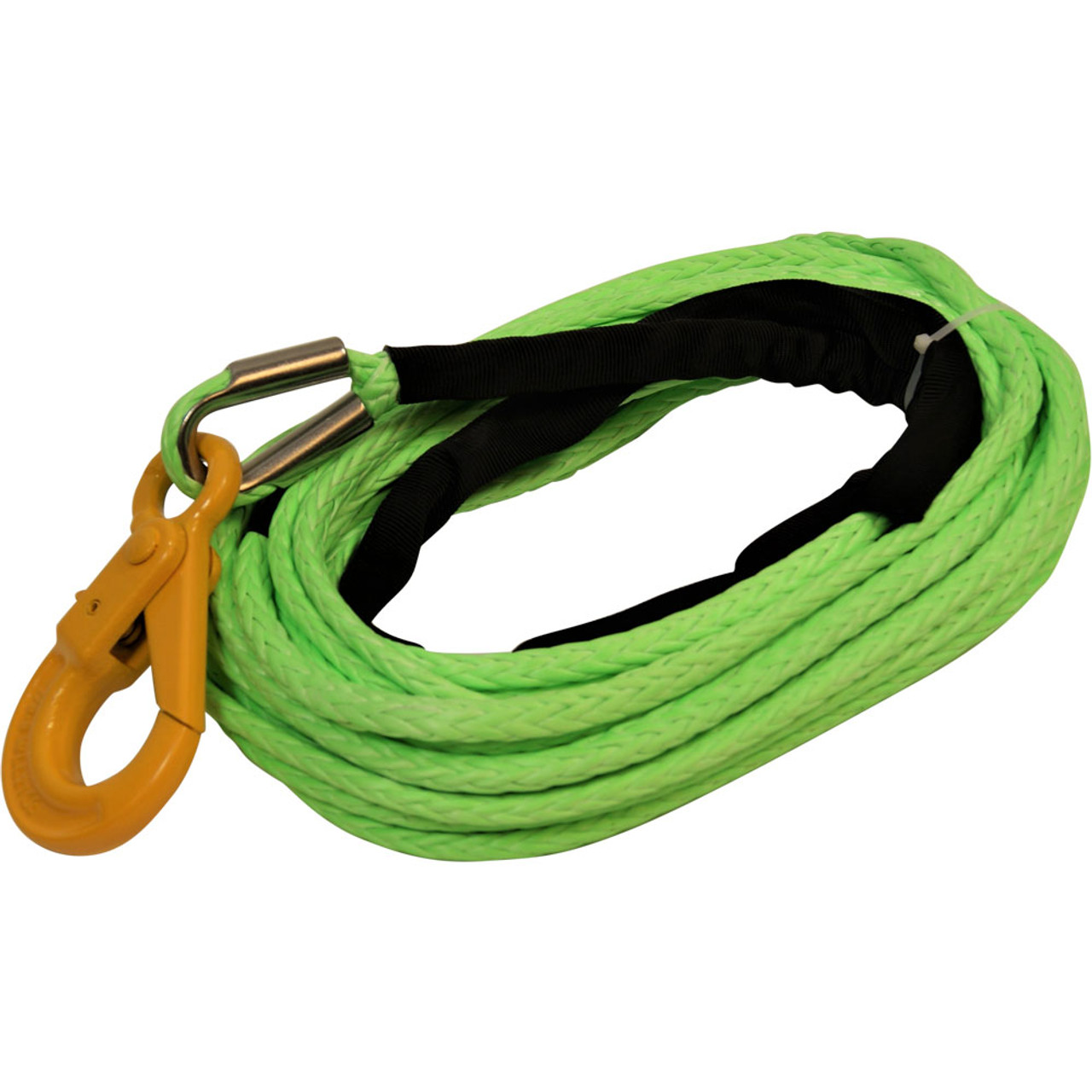 PWL3850 HMPE 12 Strand Synthetic Rope Winch Line