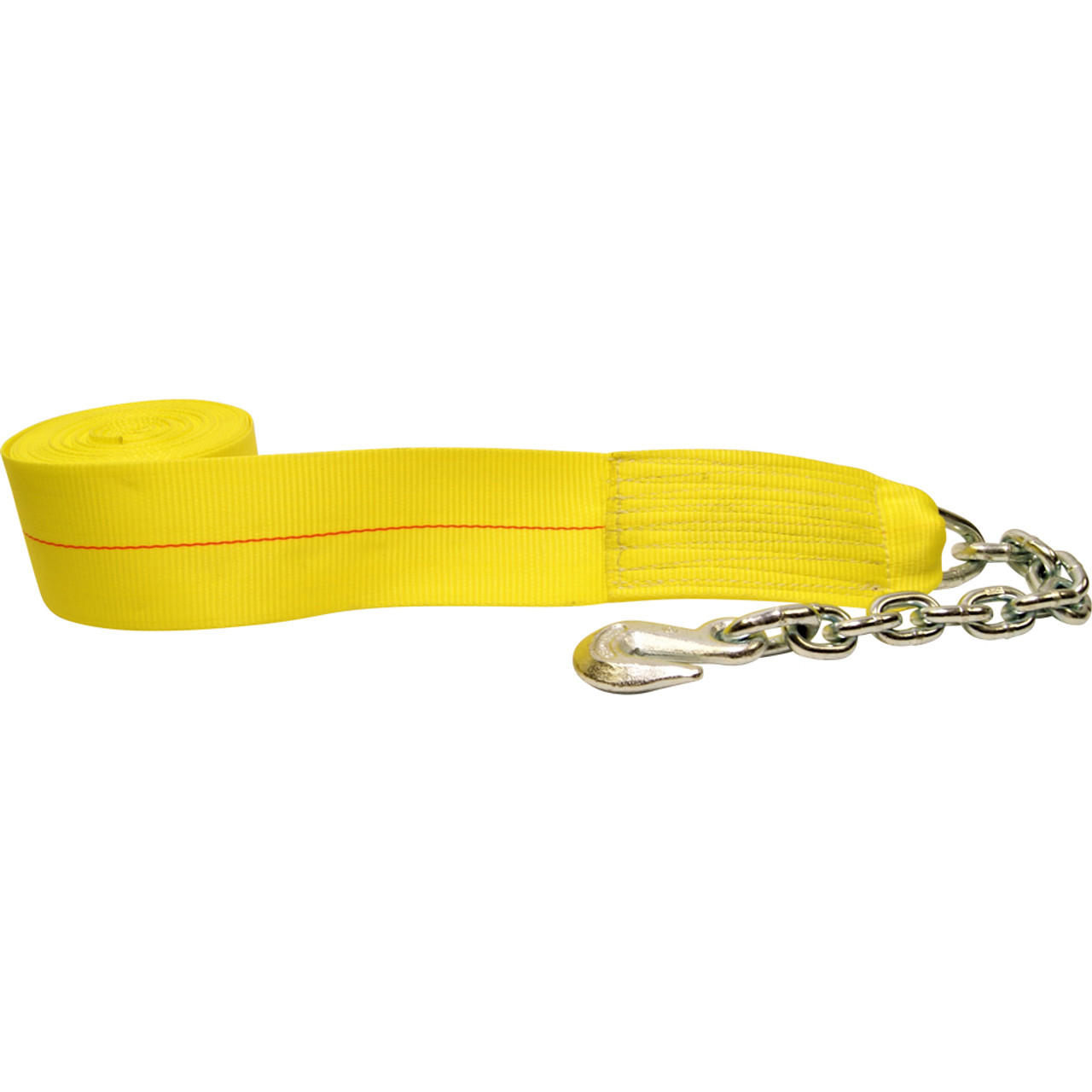 """4821XW30C 4"""" Wide Loose End Cargo Strap"""