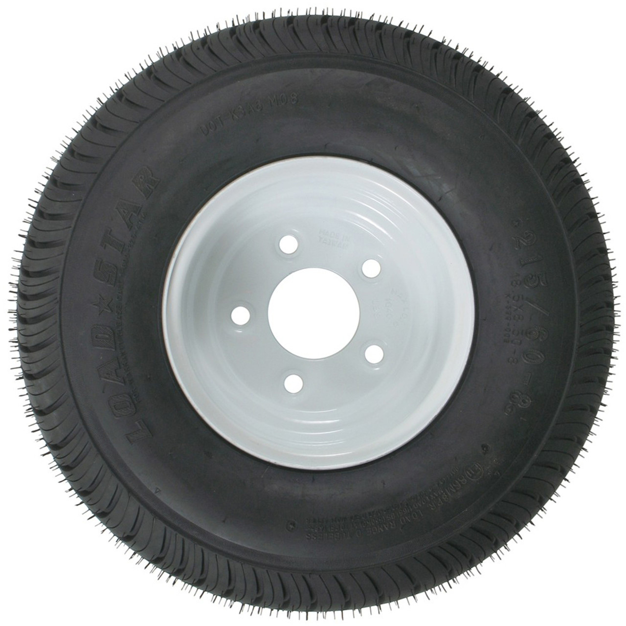 ATW30060 & ATW30155 Dolly Wheel & Tire