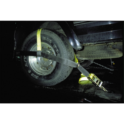 802HDBKC 4 Point Car Carrier Strap