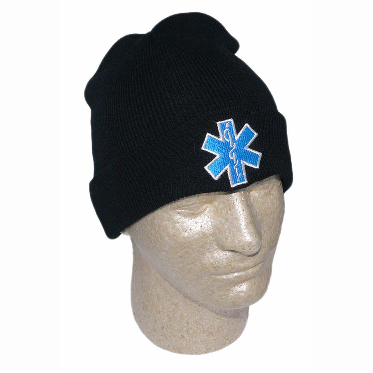553bc39c28e Star of Life Embroidered Watch Cap