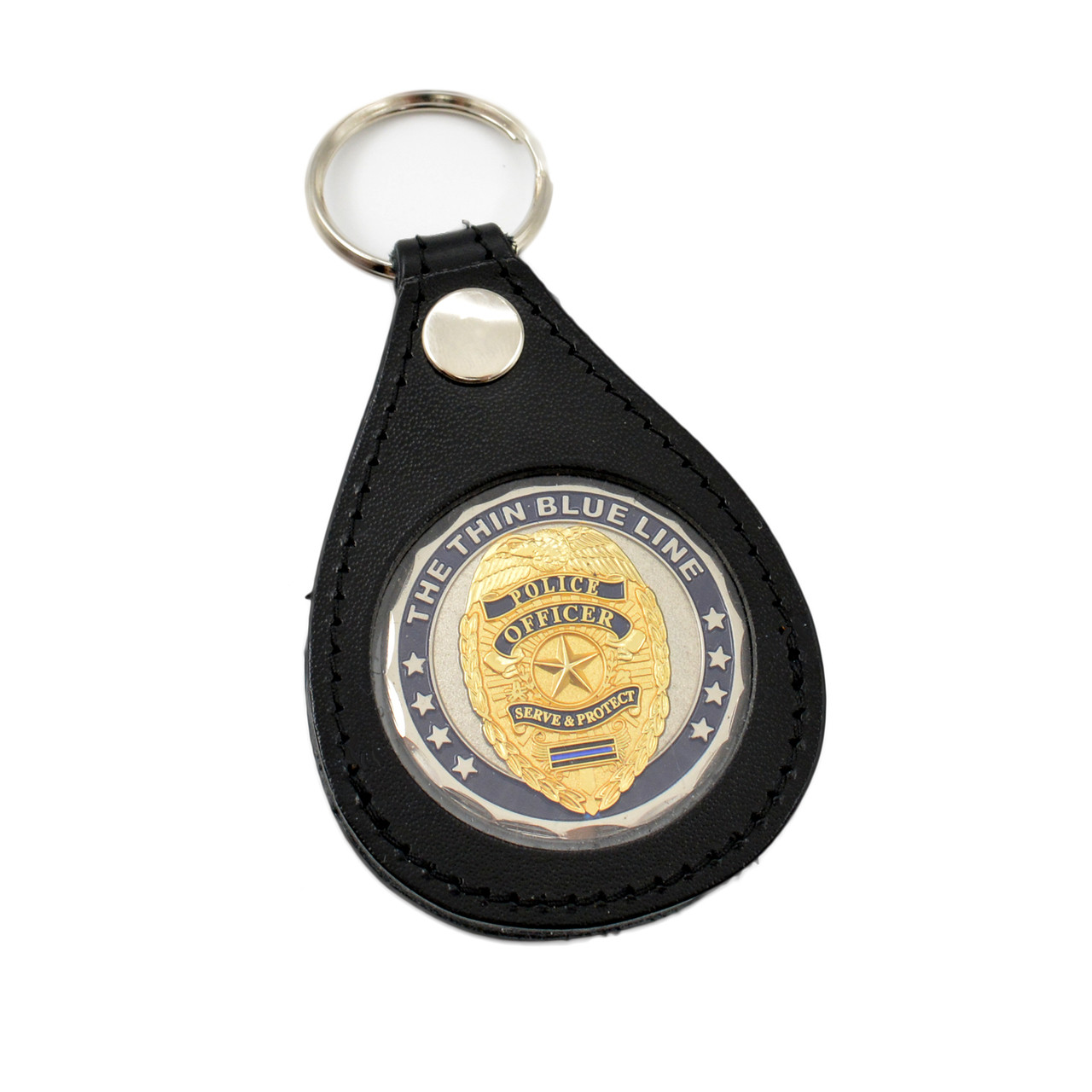 OLD COIN TROLLEY TOKEN KEY RING WITH NAMES