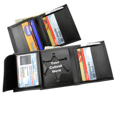 DK-439 Hidden Badge and ID Wallet