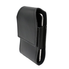 Perfect Fit Universal Leather Cell Phone Holster Case