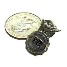 U S Air Force Security Police Mini Badge Pin