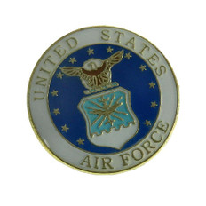 U S Air Force USAF Seal Lapel Pin