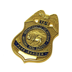 National Park Service Park Ranger Mini Badge Pin