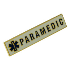 Paramedic Uniform Citation Bar Lapel Pin