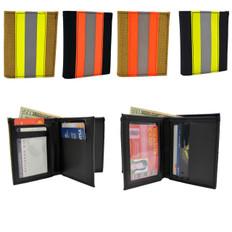 Firefighter Bunker Gear Bifold Wallet