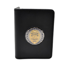 Perfect Fit Double ID Credential Case Challenge Coin Holder