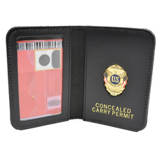 Concealed Carry Permit Document Holder Case