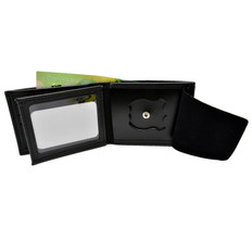 OPP Ontario Provincial Police & Corrections Bifold Credit Card Badge Wallet