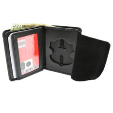 Cincinnati Police Badge Wallet