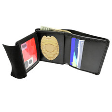 Cobra Tufskin Badge Wallet Billfold Credit Card Holder - B296 S155
