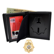 Perfect Fit Badge Wallet for Blackinton B96